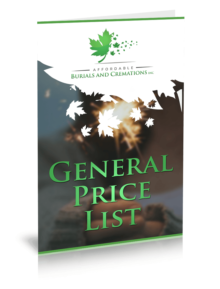 Affordable Burials Cremation - GPL Cover